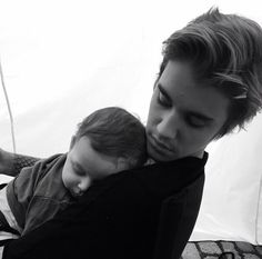 one of my favourite pictures of justin. he's so adorable with kids