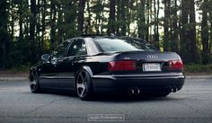 Car pornography — Starring: Audi S8  by Denis Podmarkov