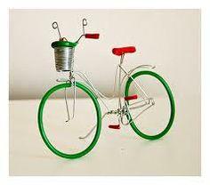 Bici de alambre