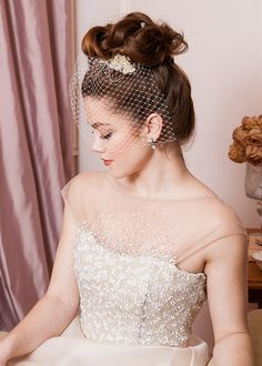 DIY Wedding Hair Tutorial | Brides.com
