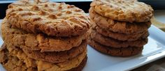 """Peanut Butter Cookies,"" from Make It Like a Man! Three different recipes, compared."