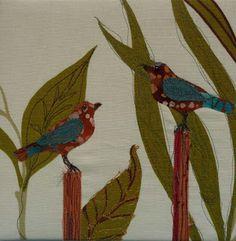 Jo Hill Textiles  workshop