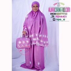 Mukena Sutra Buat Seserahan Pernikahan  Order please : Sms/whatsapp : +6283848377733 Bbm : 74AEF4FB (FULL) Bbm 2 : 7ED1A4C1 Butik Hijab Corner ID - Tie dye Etnik & Pop Batik in Malang, Jawa Timur