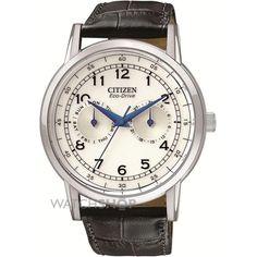 Citizen Watches - Men's Eco-Drive Watch
