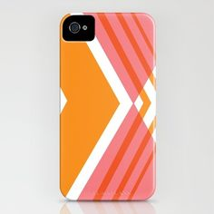 geo Xx colour  by Nicoleap  iPhone Case / iPhone (4S, 4)    $35.00