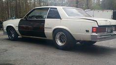 Sleeper Chevrolet Monte Carlo, Chevrolet Malibu, Oldsmobile Cutlass, General Motors, Buick, Muscle Cars, Hot Rods, Dream Cars, Madness