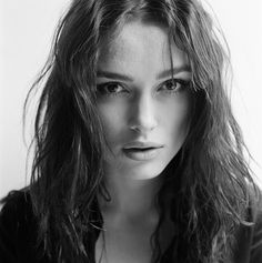 Keira Knightley | Photography by Nino Munoz | 2004