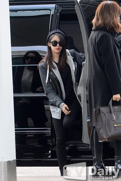 150109 Jiyeon incheon airport