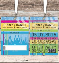 These invites would be really cheap and effective to make ourselves
