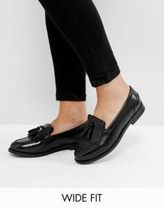 c2cfc13d2f9 Discover leather loafers with ASOS. Shop our collection of loafers and  penny loafers for women.