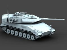 Las versiones del MBT Tanque Argentino Mediano