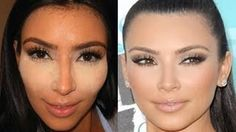 how to get the concealer/glow like Kim Kardashian and drag queens. Fantastic Video!