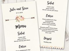 The 94 best Hochzeitspapeterie images on Pinterest   Typography ...