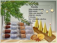 Christmas Candy, Christmas Baking, Christmas Cookies, Christmas Recipes, Christmas Biscuits, Food And Drink, Place Card Holders, Table Decorations, Facebook