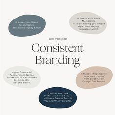 The importance of branding your business Branding Your Business, Business Advice, Business Marketing, Creative Business, Online Marketing, Digital Marketing Strategy, Content Marketing, Business Education, Budget Planer
