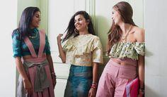 Laura Gonzalez - Debut 2013 Estudos Superiores en Deseño Téxtil e Moda de Galiza ESDEMGA