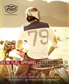 New apparel collection | Fuel Motorcycles