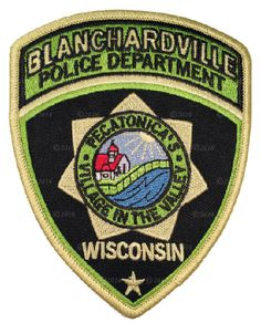 Blanchardville PD WI