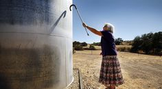 Newsela | Water rationing begins as drought hits California