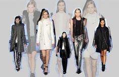 Schauenprotokoll New York Fashion Week: Diesel Black Gold Winter 2014