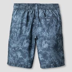 Boys' Swim Trunks - Cat & Jack Gradual Gray - XL