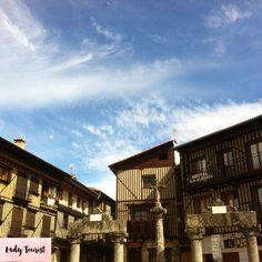 La Alberca, Salamanca.  #alberca #laalberca #salamanca #pueblosbonitos #castillayleon #spain #españa #travel #trip #sitiosbonitos #viaje #beautifulplaces #lugaresconencanto