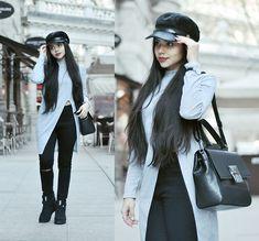 Get this look: http://lb.nu/look/8634355  More looks by Clara Campelo: http://lb.nu/claracampelo  Items in this look:  Pants   #minimal #sporty #street