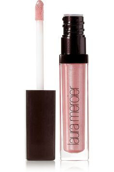 Rethink pink - it's the color of the season. Laura Mercier | Lip Glacé - Pout