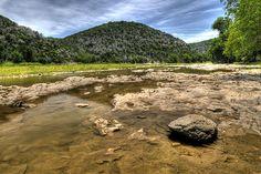 Colorado Bend State Park / Texas