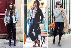 As blogueiras francesas Betty Autier, Tokyobanhbao e Daphné Moreau (Foto: Reprodução Instagram)
