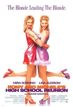 Romy and Michele's High School Reunion (1997) - Click Photo to Watch Full Movie Free Online.
