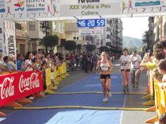 Raquel Landía logro un importante triunfo en la XXX Volta a peu de Cullera para mejorar su clasificación general