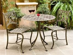 Landgrave Old Gate Bistro Metal Cast Aluminum Dining Set by Landgrave. $1603.55. Shop for cast aluminum dining sets at PatioFurnitureBuy.com today and save! When looking for top quality Landgrave furniture products for your outdoor furniture needs, this Landgrave old gate bistro metal cast aluminum dining set (LOGALC) will provide years of enjoyment for your furniture decor.