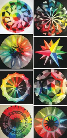 812 Best Color Wheel Ideas Images Color Theory Colour Wheel High