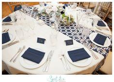 Hotel Monaco ALexandria Wedding, #Coral #Nacy blue Wedding