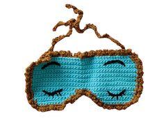Crochet Sleeping Mask
