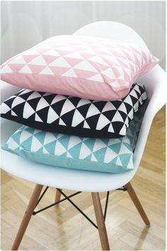 Berg cushion covers from Isa Form - 299 SEK