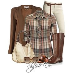 Stylish Eve Outfits 2013: A Fashion Guide to a Chic Fall