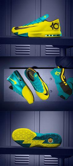 low priced 38c45 b3b57 Nike Kevin Durant VI basketball shoe Nike Basketball Shoes, Sports Shoes,  Soccer, Kd