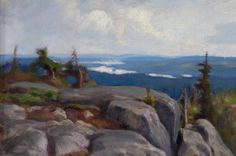 Järnefelt/Kolilta Landscape Art, Landscape Paintings, North Europe, Paintings I Love, Art History, Scandinavian, National Parks, Trees, Portrait