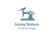 Sewing Business Logo by Little logo market on Creative Market