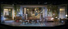 You Can't Take It With You. Everyman Theatre. Scenic design by Daniel Ettinger.