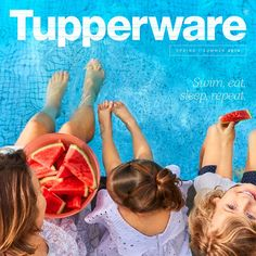 Tupperware - Spring Summer 19 - Valid from to Tupperware, Summer Collection, Spring Summer, Tub
