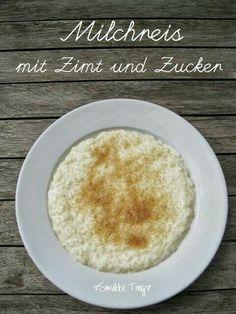 Damals wurde der Reis noch zum Quellen im Bett warm gehalten!