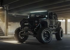 Zombie Apocalypse Jeeps by Starwood Motors 1