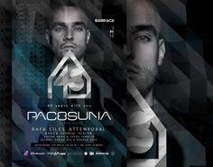 Paco Osuna 48 Techno, Dj, Kicks, My Love, Music, Movie Posters, Movies, Sheds, My Boo