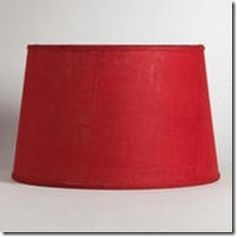 Soft light filters through our Red Burlap Floor Lamp Shade, casting a warm glow on your space. Americana Living Rooms, Americana Home Decor, Hanging Lights, String Lights, Floor Lamp Shades, Lamp Sets, Pink Flamingos, Burlap, Lighting