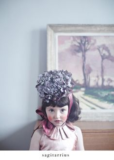 A Sign from the Stars | Little Gatherer photographer, Ulla Nyeman, for Papier Mache Magazine.