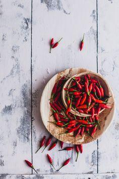 Vogel Auge Chili-Zesty Hot Sauce | Playful Kochen