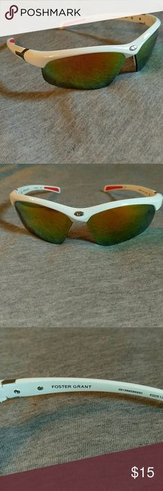 SALE Foster Grant ironman sunglasses Perfect condition Foster Grant Other